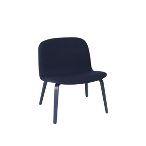 MUUTO | Visu Lounge Chair - Textile Seat (Multiple Colours Available)