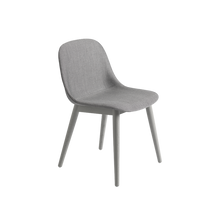 Load image into Gallery viewer, MUUTO | Fiber Side Chair - Wood Base - Textile Seat (Multiple Colours Available)