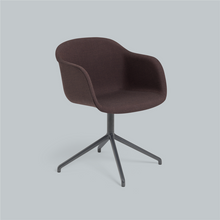 Load image into Gallery viewer, MUUTO | Fiber Armchair - Swivel Base - Textile Seat (Multiple Colours Available)