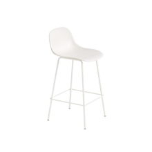 Load image into Gallery viewer, MUUTO | Fiber Bar Stool - Tube Base - 65cm (Multiple Colours Available)