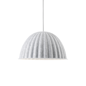 MUUTO | Under The Bell Pendant Lamp - White Melange (Small/Large Available)
