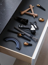 Load image into Gallery viewer, NORMANN COPENHAGEN | Bell Bottle Opener - Black