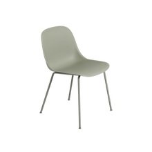 Load image into Gallery viewer, MUUTO | Fiber Side Chair - Tube Base - Fiber Seat (Multiple Colours Available)