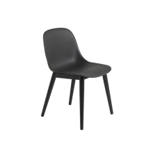 Load image into Gallery viewer, MUUTO | Fiber Side Chair - Wood Base - Fiber Seat (Multiple Colours Available)