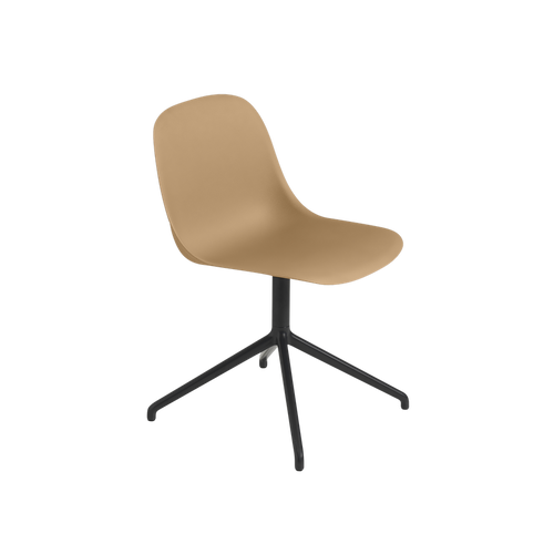 MUUTO | Fiber Side Chair - Swivel - Fiber Seat (Multiple Colours Available)