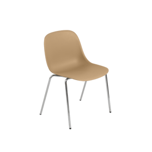 MUUTO | Fiber Side Chair - A-Base - Fiber Seat (Multiple Colours Available)