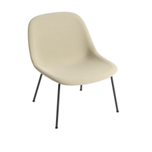 Load image into Gallery viewer, MUUTO | Fiber Lounge Chair - Tube Base - Textile Seat (Multiple Colours Available)