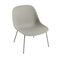 Load image into Gallery viewer, MUUTO | Fiber Lounge Chair - Tube Base - Fiber Seat (Multiple Colours Available)