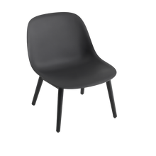 Load image into Gallery viewer, MUUTO | Fiber Lounge Chair - Wood Base - Fiber Seat (Multiple Colours Available)