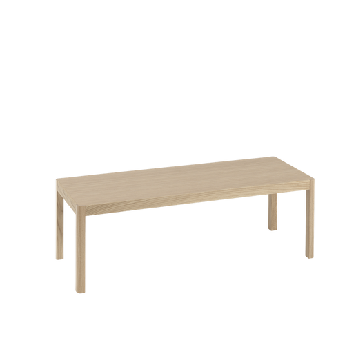 MUUTO | Workshop Coffee Table - 120x43cm (Multiple Colours Available)