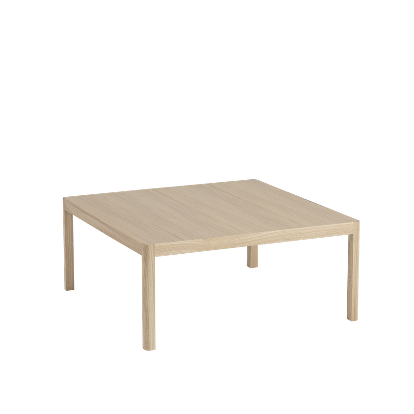 MUUTO | Workshop Coffee Table - 86x86cm (Multiple Colours Available)