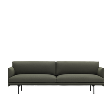 Load image into Gallery viewer, MUUTO | Outline Studio Sofa - 3 Seater (Multiple Colours Available)
