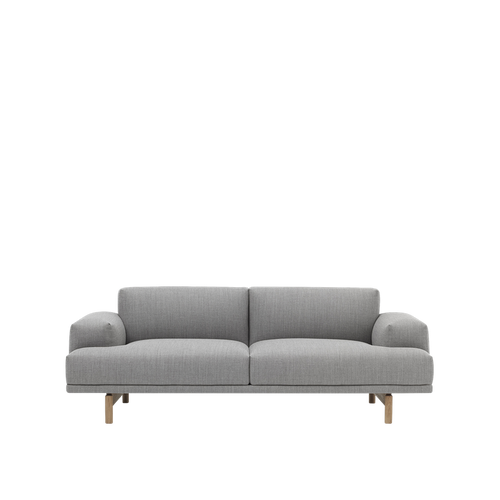 MUUTO | Compose Sofa - 2 Seater (Multiple Colours Available)