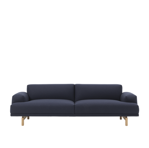 MUUTO | Compose Sofa - 3 Seater (Multiple Colours Available)