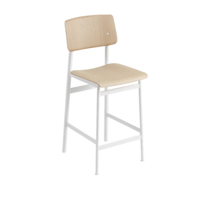 MUUTO | Loft Bar Stool, 65cm (Multiple Colours Available)