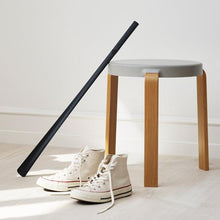 Load image into Gallery viewer, NORMANN COPENHAGEN | Magnetic Wall Mounted Shoehorn Long Black