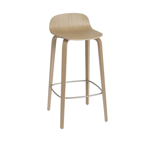 MUUTO | Visu Counter & Bar Stool - 75cm (Multiple Colours Available)