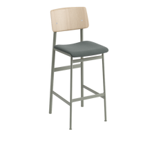 Load image into Gallery viewer, MUUTO | Loft Bar Stool, 75cm (Multiple Colours Available)