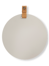 Load image into Gallery viewer, FERM LIVING | Enter Mirror Large - Brown