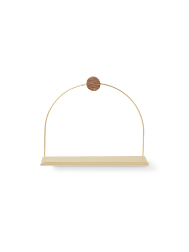 FERM LIVING | Bathroom Shelf - Brass