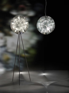 QEEBOO | Pitagora Ceiling Lamp - Transparent