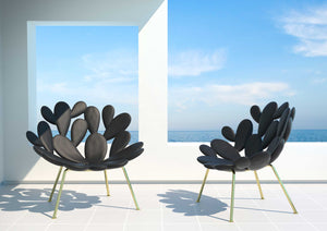 QEEBOO | Filicudi Armchair - Indoor/Outdoor (Multiple Colours Available)