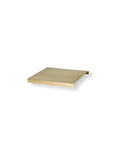 FERM LIVING | Tray For Plant Box (Brass)