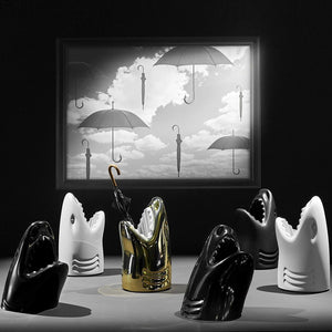 QEEBOO | Killer - Umbrella Holder / Champagne Stand - Metal Finish (Multiple Finishes Available)