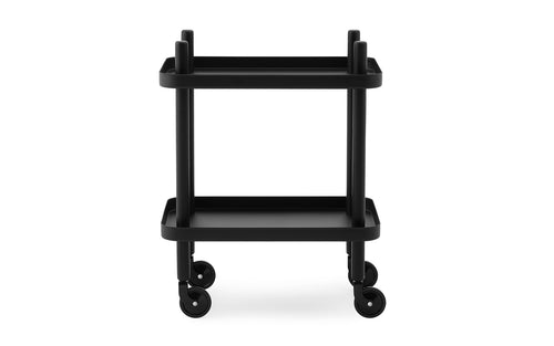 NORMANN COPENHAGEN | Block Table - Black/Black