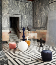 Load image into Gallery viewer, NORMANN COPENHAGEN | Circus Pouf Grey (Multiple Sizes)