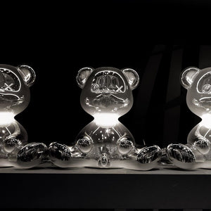 QEEBOO | Teddy Boy Lamp - Metallic Finish (Multiple Finishes Available)