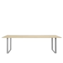 Load image into Gallery viewer, MUUTO | 70/70 Table - 255cm / 100.5in (Multiple Colours Available)