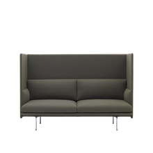 Load image into Gallery viewer, MUUTO | Outline Highback Sofa - 2 Seater (Multiple Colours Available)