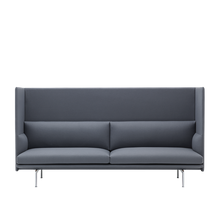 Load image into Gallery viewer, MUUTO | Outline Highback Sofa - 3 Seater (Multiple Colours Available)