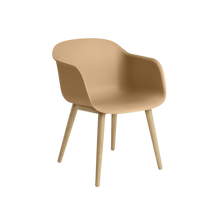 Load image into Gallery viewer, MUUTO | Fiber Armchair - Wood Base - Fiber Seat (Multiple Colours Available)