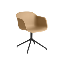 Load image into Gallery viewer, MUUTO | Fiber Armchair - Swivel Base - Fiber Seat (Multiple Colours Available)