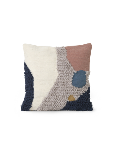 FERM LIVING | Loop Hand-Woven Cushion - Landscape