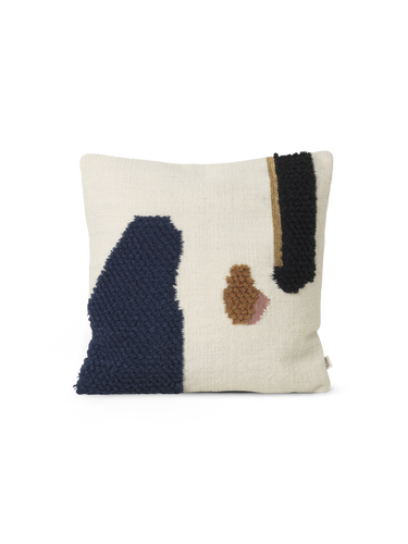FERM LIVING | Loop Hand-Woven Cushion - Mount