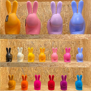 QEEBOO | Rabbit XS Doorstopper - (Multiple Colours Available)