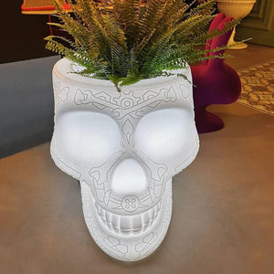 QEEBOO | Mexico Planter & Champagne Cooler - Lamp With Rechargeable LED
