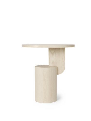 FERM LIVING | Insert Side Table - Natural Ash Wood