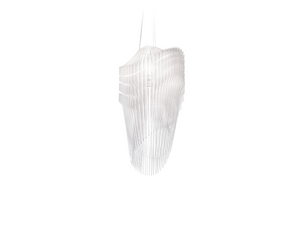 SLAMP LIGHTING | Avia Suspension Lamp - White Fade (Multiple Sizes Available)