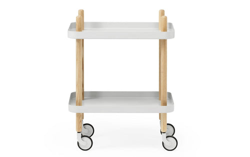 NORMANN COPENHAGEN | Block Table - Light Grey