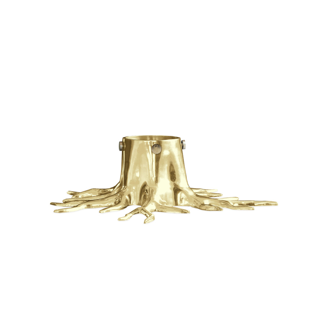 GARDEN GLORY | Christmas Tree Stand (The Root) - Gold