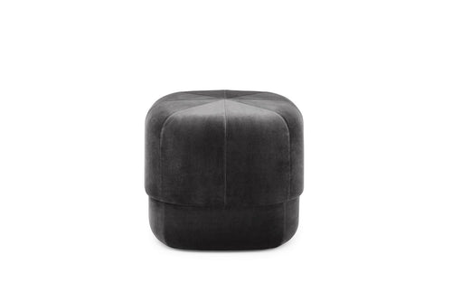 NORMANN COPENHAGEN | Circus Pouf Grey (Multiple Sizes)