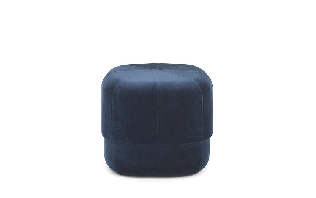 NORMANN COPENHAGEN | Circus Pouf Dark Blue (Multiple Sizes)