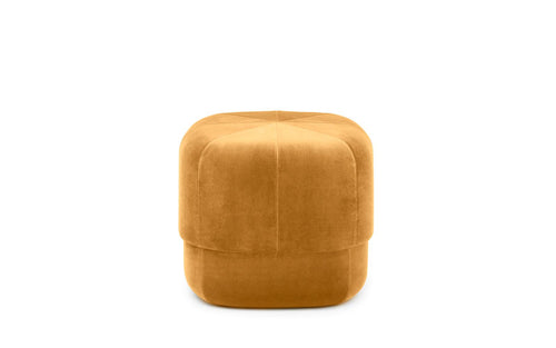 NORMANN COPENHAGEN | Circus Pouf Yellow (Multiple Sizes)