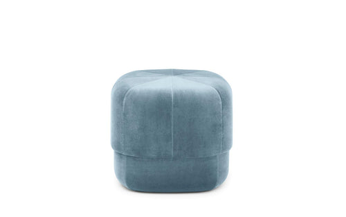 NORMANN COPENHAGEN | Circus Pouf Light Blue (Multiple Sizes)
