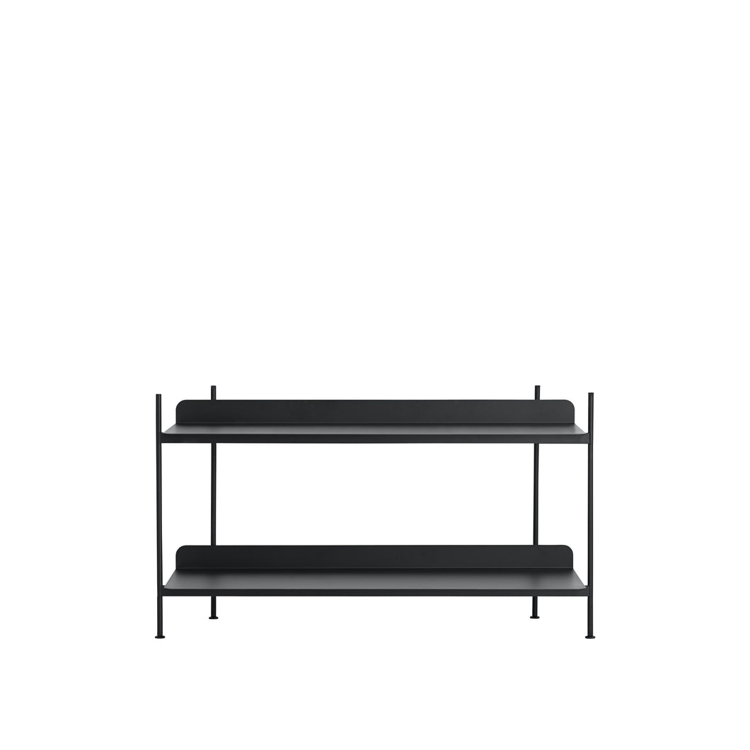 MUUTO | Compile Shelving System (Multiple Configurations & Finishes Available)