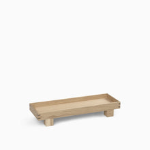Load image into Gallery viewer, FERM LIVING | Bon Wooden Tray - Small (Oak)